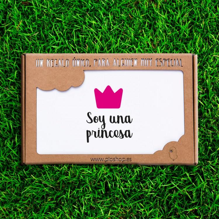 Nouveau-né 4 pièces - Je suis une princesse