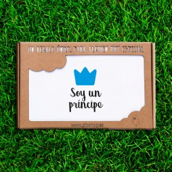 Newborn 4 pieces - I´m a prince