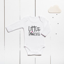 Body algodón - Pequena princesa