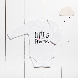 Body en coton - Petite princesse