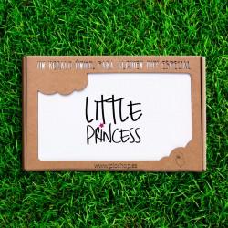 Primeira posta 4 pcs. - Pequena princesa