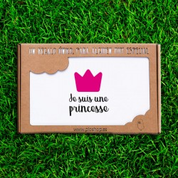 Primera puesta 4 pcs. - Soy una princesa