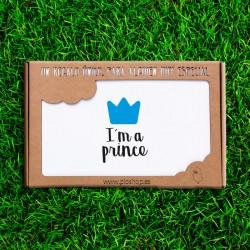 Primeira posta 4 pcs. - Son un príncipe