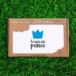Primera puesta 4 pcs. - Soy un príncipe