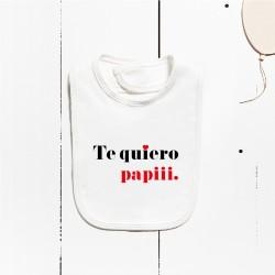 copy of Bavaglino in cotone - I am the princess (PERSONALIZZABILE)