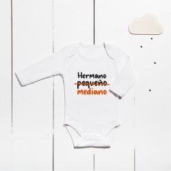 copy of Body algodón - Son a princesa (PERSONALIZABLE)