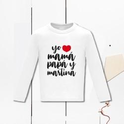 copy of T-shirt en coton à manches courtes - Je suis le prince (PERSONNALISABLE)