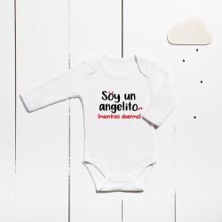 Body en coton - Je suis un ange