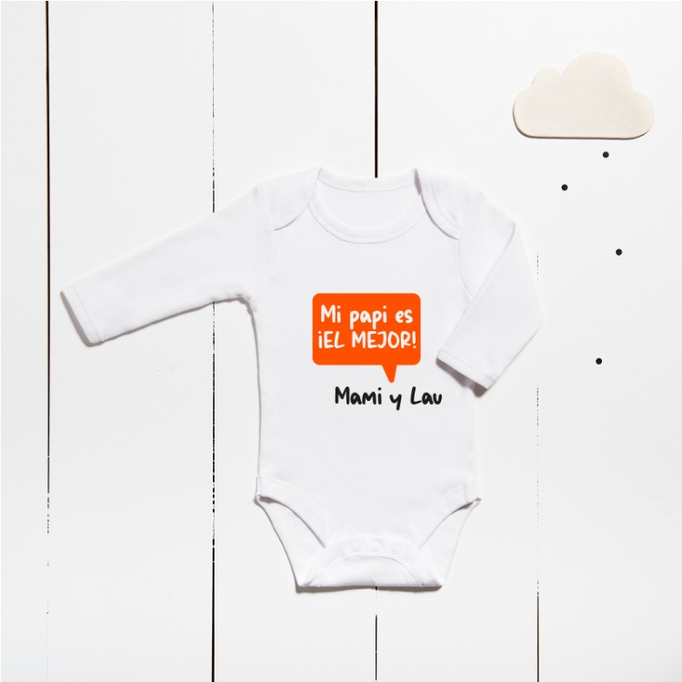 copy of Body in cotone - Piccola principessa