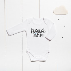 Cotton bodysuit - Little prince